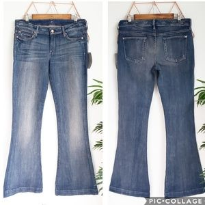 7 For All Mankind, NWT, Vintage Flair Jeans, 29